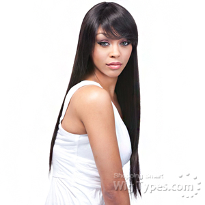 It's a Cap Weave - 100% Remy Human Hair Wig - REMI LADY GODIVA