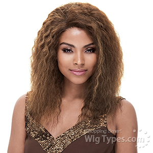 Janet Collection Remy Human Hair Full Lace Wig - GOODEASE