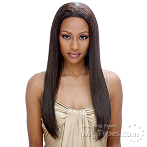 Janet Collection Remy Human Hair Full Lace Wig - VICTORIA