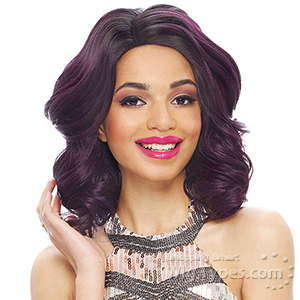 Janet Collection Synthetic Wig - KISS PART WISH