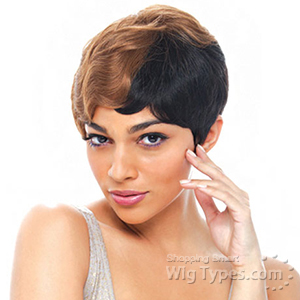 Janet Collection Remy Human Hair Wig MOMMY-3