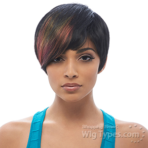 Janet Collection 100% Human Hair Wig - RIO