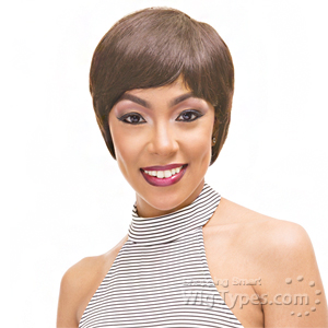 Janet Collection 100% Human Hair Wig - AVIS