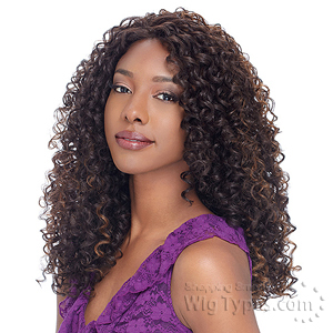 Sensationnel Empress Lace Front Edge Wig JENNA