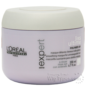 Loreal Professional Liss Ultime Smoothing Masque 6.7oz
