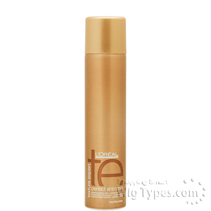 Loreal Professional Texture Expert Perfect Shimmer Shine illuminating Mist 5.8oz