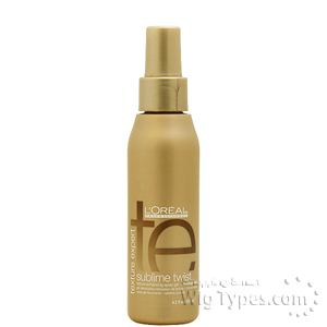 Loreal Professional Texture Expert Sublime Twist Texture Enhancing Spray Gel 4.2oz