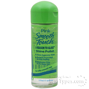 Luster's Pink Pink Smooth Touch A Reason To Gloss Shine Polish 6oz