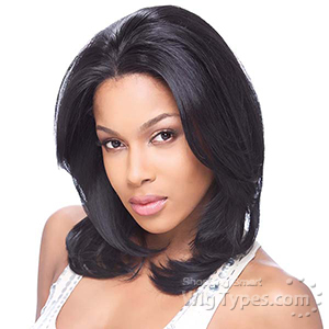 Model Model Synthetic Lace Front Wig - SUNNY