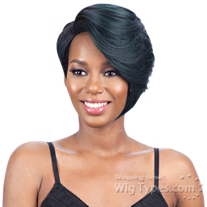 Model Model Synthetic Extreme Side L Part Wig - YULI