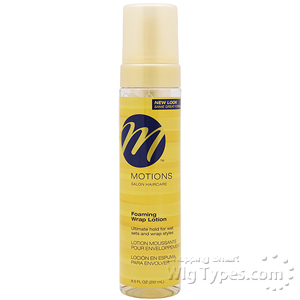 Motions Foaming Wrap Lotion 8.5oz