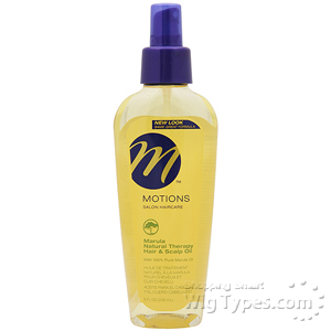 Motions Marula Natural Therapy Hair & Scalp Oil 8oz