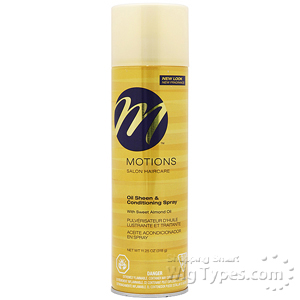 Motions Oil Sheen & Conditioning Spray 11.25oz