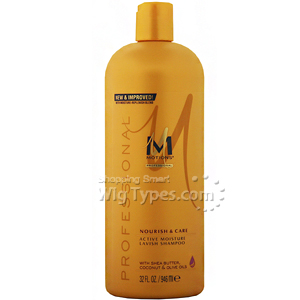 Motions Nourish & Care Active Moisture Lavish Shampoo 32oz