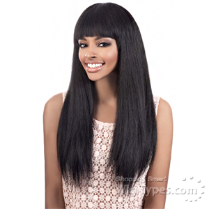 Motown Tress Yaky Texture Synthetic Hair Wig - Y.MAXI