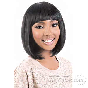 Motown Tress Yaky Texture Synthetic Hair Wig - Y.ALEX