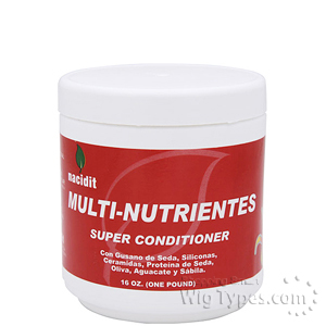 Nacidit Multi Nutrientes Super Conditioner 16oz
