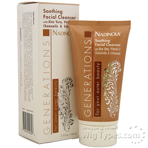 Nadinola Generations Soothing Facial Cleanser 5.5oz
