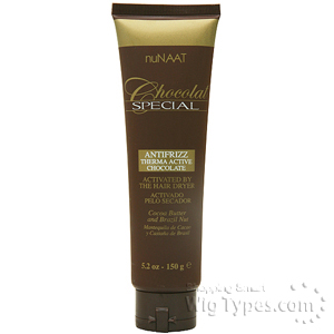 nuNAAT Chocolat Special Antrifrizz Therma Active Chocolate 5.2oz