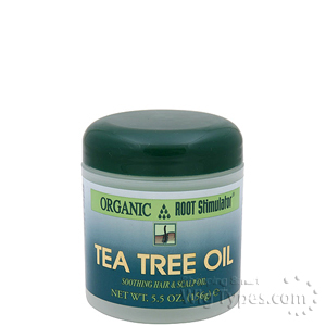 Organic Root Stimulator Tea Tree Oil 5.5 oz