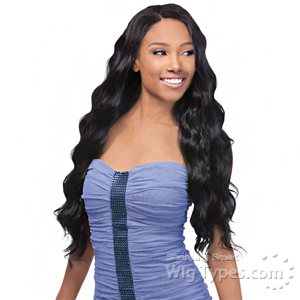 Outre Synthetic L-Part Lace Front Wig - GRAMMY (futura)