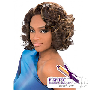 Outre Synthetic Lace Front Wig - MOHISHA