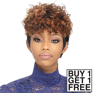 Outre 100% Human Hair Weaving Premium Salon Cut - DIVA CUT (Buy 1 Get 1 FREE)