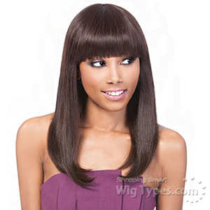 Outre 100% Remy Human Hair Wig - VELVET REMI WIG ADRIANNA