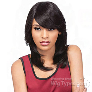 Outre 100% Remy Human Hair Wig - VELVET REMI WIG JULIANA