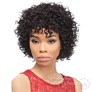 Outre 100% Remy Human Hair Wig - VELVET REMI WIG ANGEL