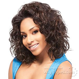 Outre Synthetic Half Wig Quick Weave - MALLY (futura)