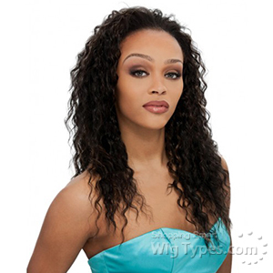 Outre Synthetic Half Wig Quick Weave - NENE
