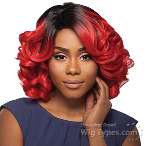 Outre Synthetic Full Cap Wig Quick Weave Complete Cap - GLORIA (futura)
