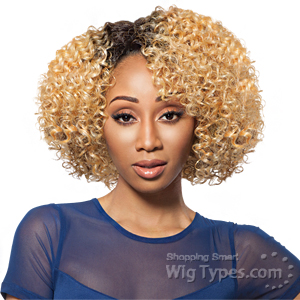 Outre Synthetic Full Cap Wig Quick Weave Complete Cap - JANYCE (futura)