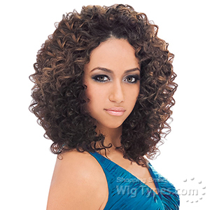 Outre Synthetic Half Wig Quick Weave - MITZI (futura)