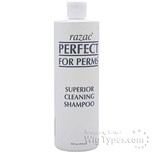 Razac Perfect for perms Superior Cleaning Shampoo 16oz