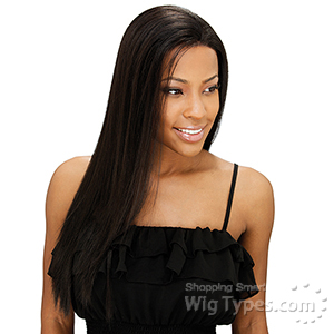 Milky Way Saga 100% Remy Human Hair Lace Front Wig - CLEOPATRA LACE 18