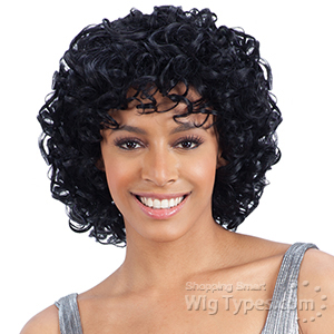 Milky Way Saga 100% Remy Human Hair Wig - STERLING