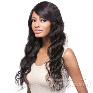 It's A Wig Salon Remi 100% Brazilian Virgin Human Hair Part Lace Wig - BODY WAVE 24