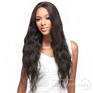 It's A Wig Salon Remi 100% Brazilian Virgin Human Hair Swiss Lace Front Wig - CAMBRIDGE