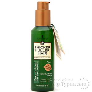 Thicker Fuller Hair Instantly Thick Serum 5oz