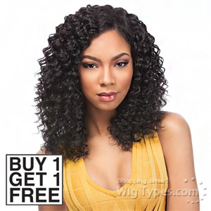 Sensationnel 100% Human Hair Weaving - EMPIRE DEEP WAVE 10 (Buy 1 Get 1 FREE)