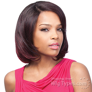 Sensationnel Synthetic Full Cap Wig Totally Instant Weave - CARNATION (HAND-TIED V PARTING)