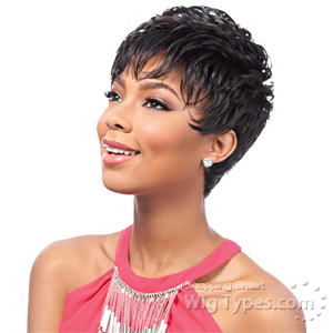 Sensationnel Synthetic Wig Instant Fashion Wig - BECCA