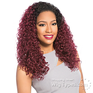 Sensationnel Synthetic Half Wig Instant Weave - KINGSTON (futura)