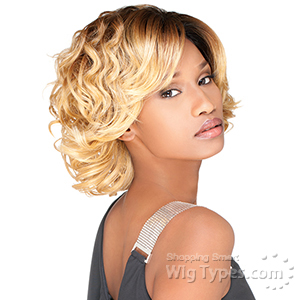 Sensationnel Synthetic Hair Empress Natural Lace Front Edge Wig - MARILYN (futura)