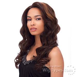 Sensationnel Empress Natural Lace Front Wig GISELLE