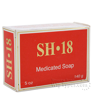 SH-18 Medicated Soap 5oz
