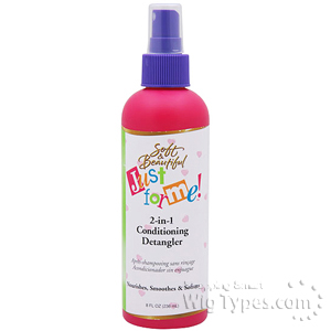 Just For Me 2-in-1 Conditioning Detangler 8oz