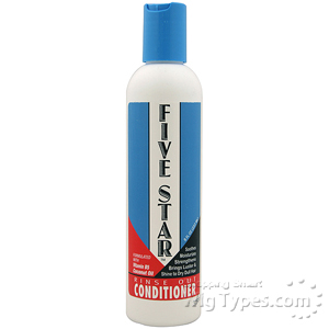 Sulfur8 Five Star Rinse Out Conditioner 8oz